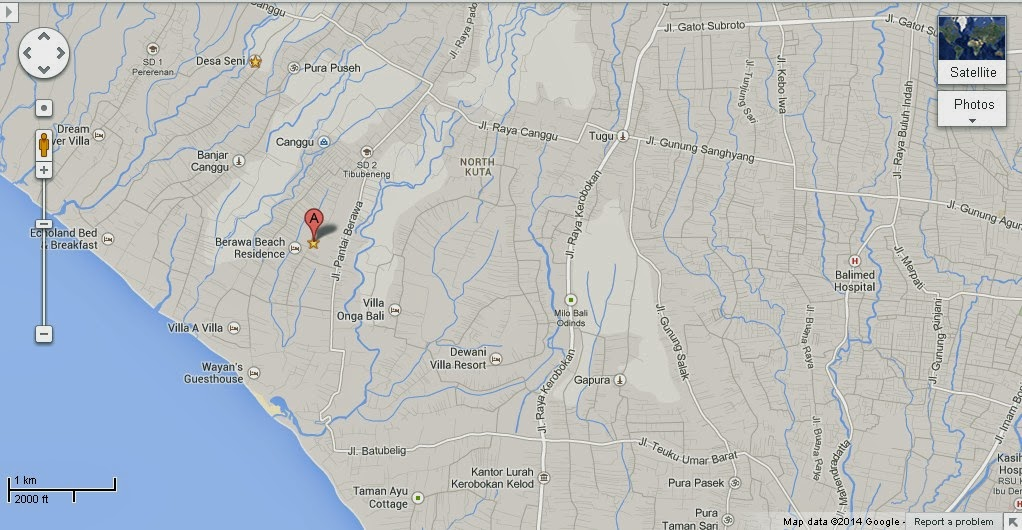 Detail Bali Equestrian Centre Location Map Bali Weather