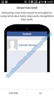 Buat Facebook Baru Lewat Hp  | Cara Mendaftar FB Terbaru