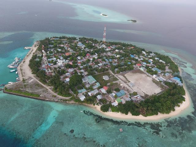 Foto van Rasdhoo Eiland, Rasdhoo Atol, Malediven