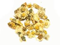 乾燥した白抗菊花