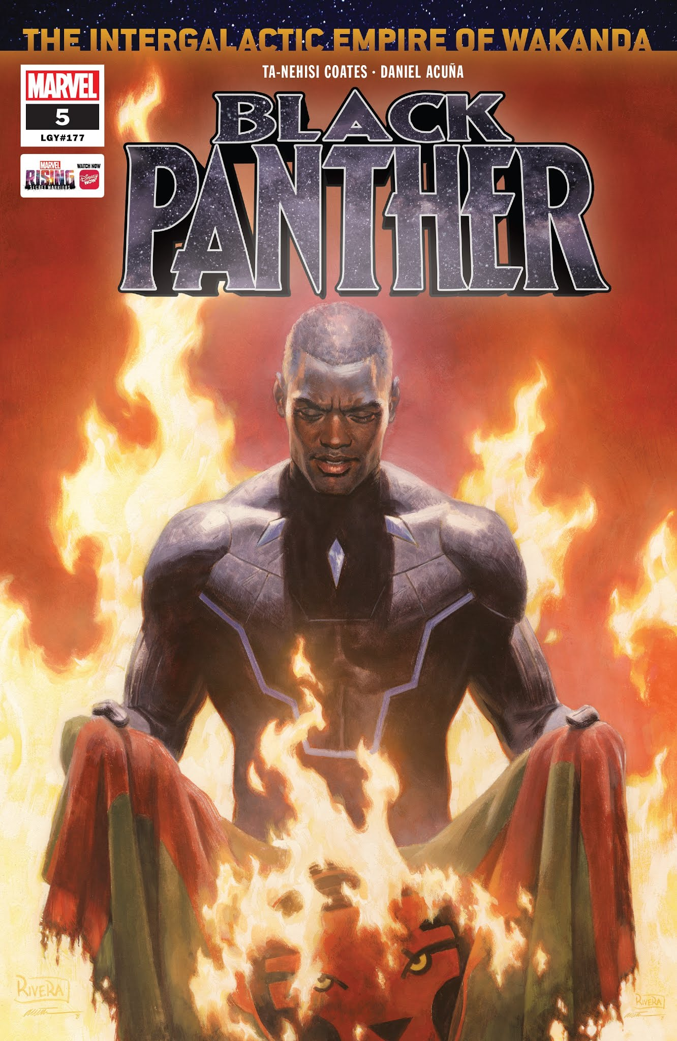 Black Panther (2018) 5 Page 1