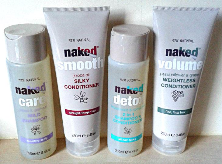 Naked Haircare