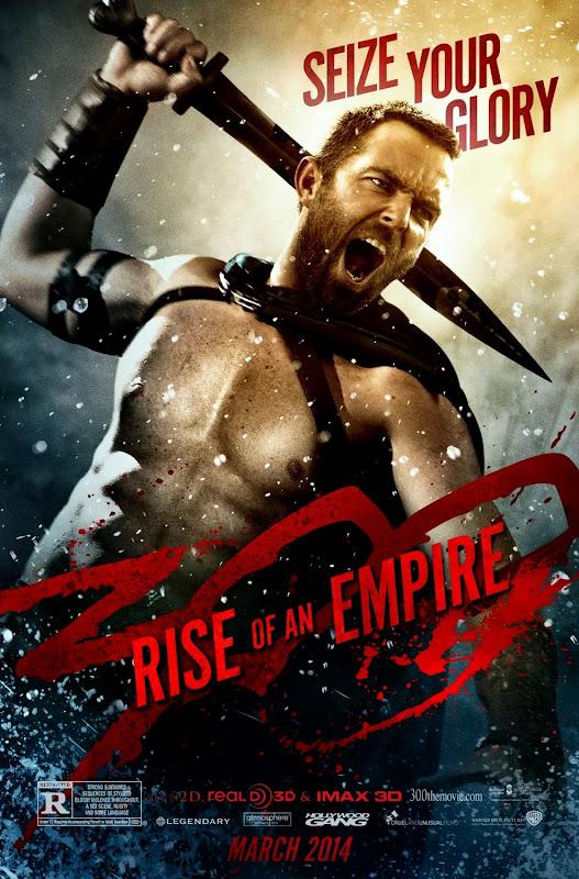 ตัวอย่างหนังใหม่ : 300: Rise of an Empire (300:มหาศึกกำเนิดอาณาจักร)  ตัวอย่างที่ 3 ซับไทย poster