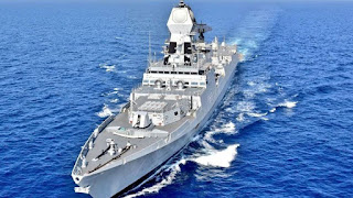 """Operation Sankalp"" Launched by Indian Navy"