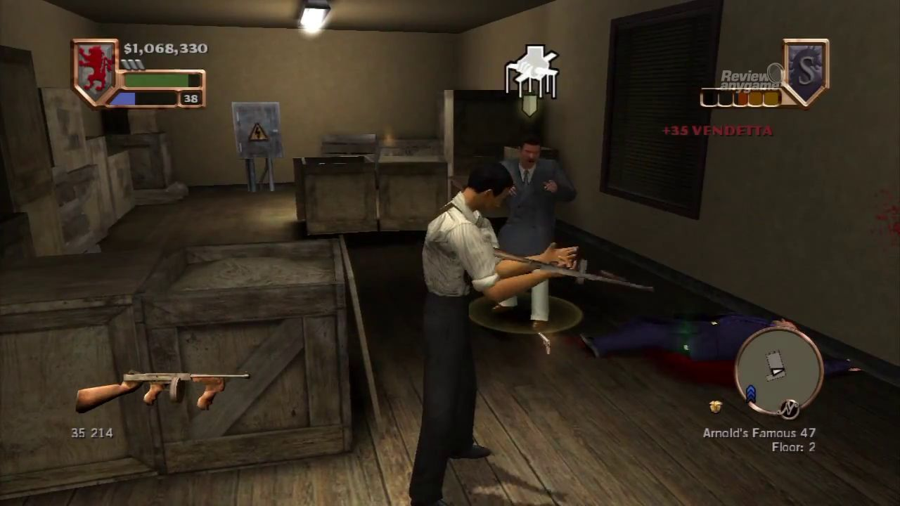 Godfather the game pc review and full download | old pc gaming.