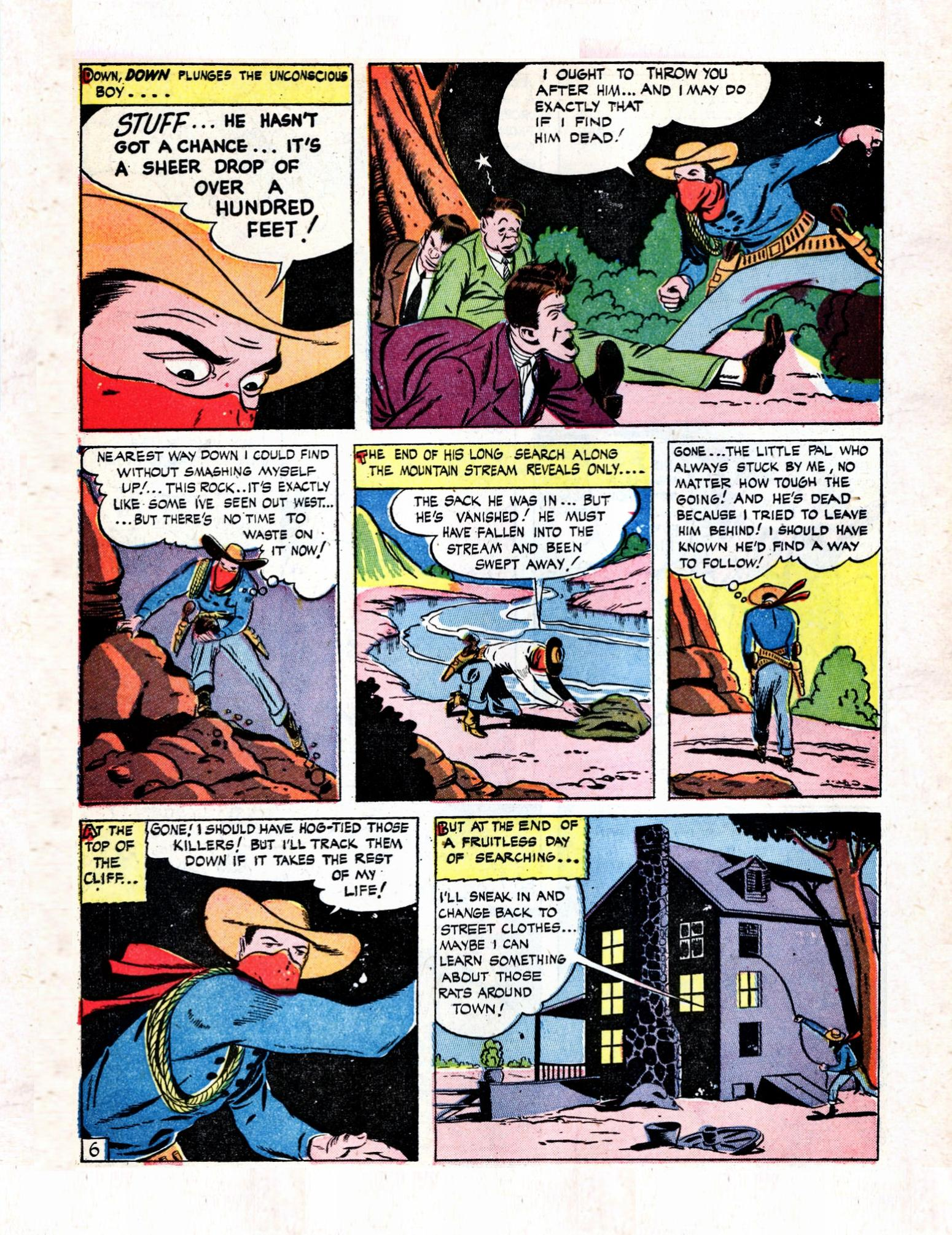 Read online Action Comics (1938) comic -  Issue #57 - 24