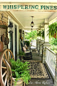 Vintage, Southern front porch