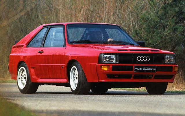 Audi Sport Quattro - 1984