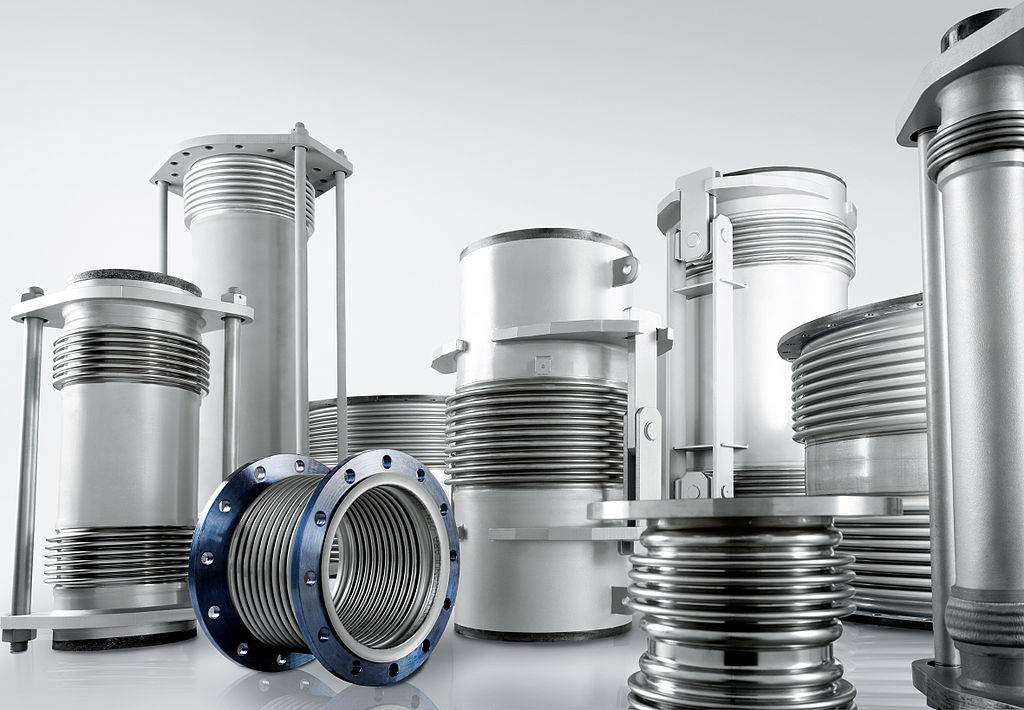 Expansion Joints Strainers Dampers Pressure Vessels Exhaust Silencer