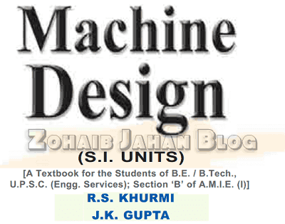 gibudto - Machine design by rs khurmi solution manual
