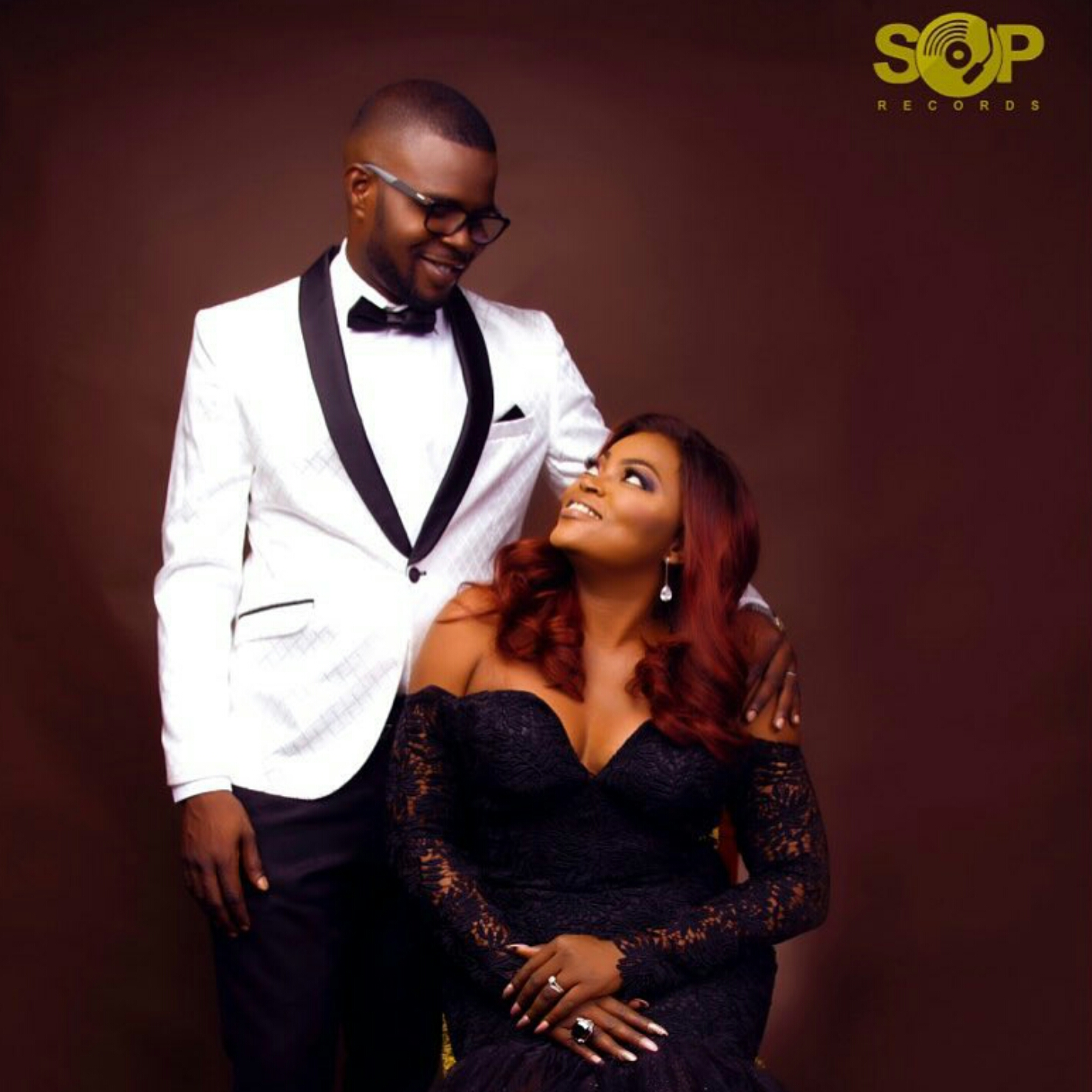 Funke Akindele Pens Down Lovely Message To Hubby, JJC Skillz As He Turns A Year Older Today