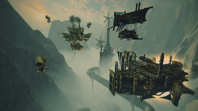 Screenshot of Guns of Icarus Alliance