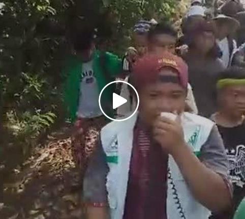 Video Live !! 19 Ribu Pemuda Muslim Bergerak Menuju Jakarta Kawal Pilkada ?
