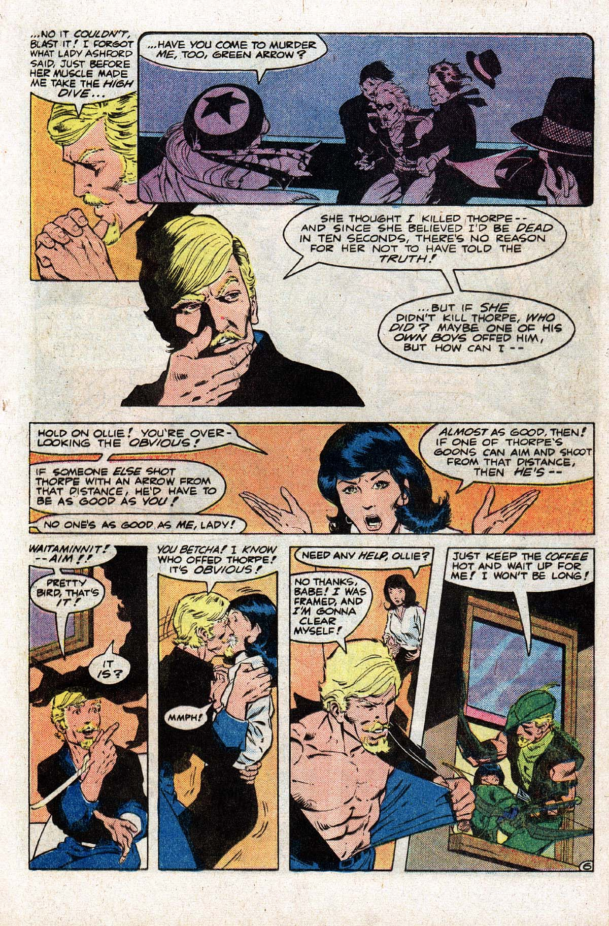 Read online World's Finest Comics comic -  Issue #278 - 21