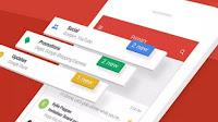 App Gmail per iPhone con annulla invio come su Android