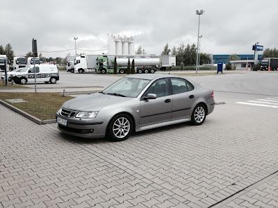 Blog Motodrama. Saab 9-3.