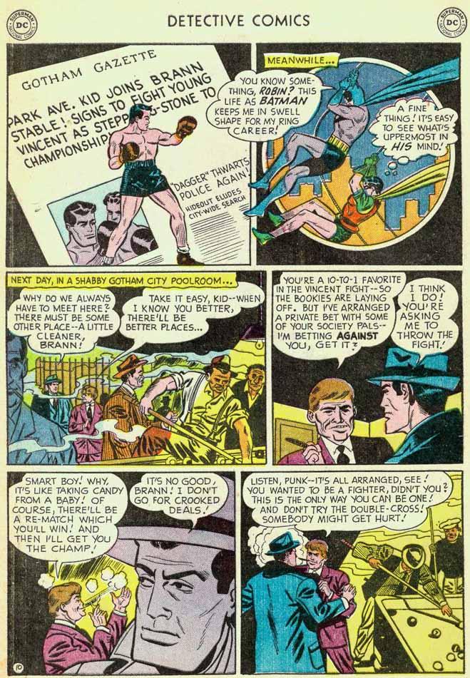 Read online Detective Comics (1937) comic -  Issue #174 - 12