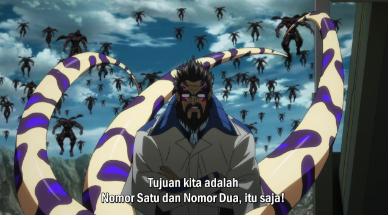 Download Anime Terra Formars: Revenge Episode 12 [Subtitle Indonesia]