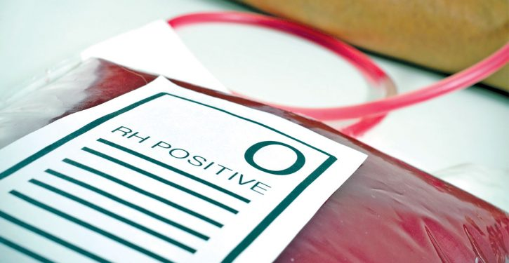 People With Type O Blood Are Special