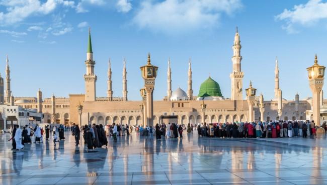 sejarah singkat kota Madinah