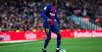 2452965037b Barcelona Superstar Dembélé Debuts Blackout Nike Mercurial Vapor 360 Boots  - Here Is Why