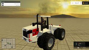 Muller TM 14 tractor