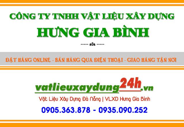Vật Liệu Xây Dựng Đà Nẵng | VLXD Hưng Gia Bình