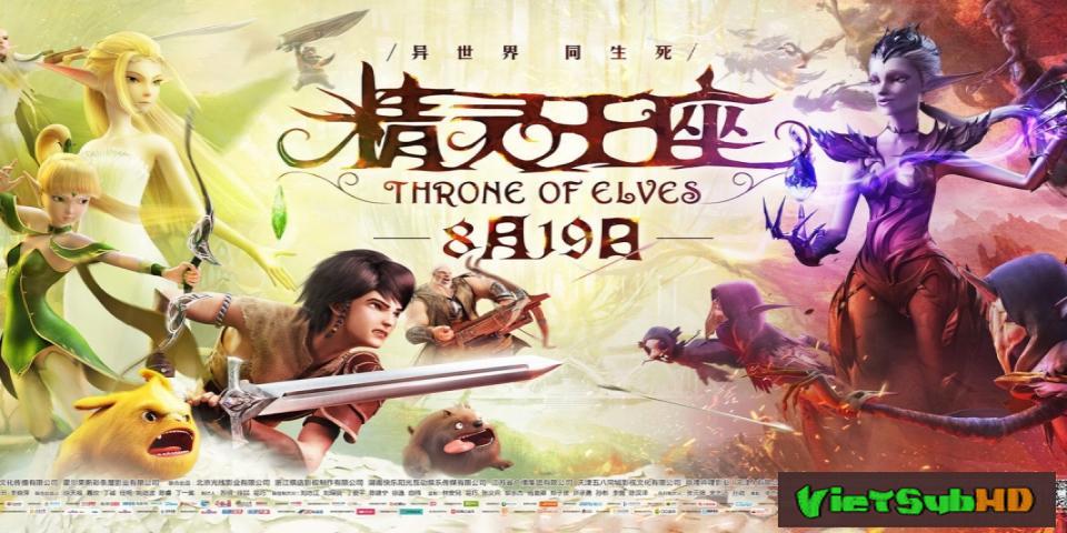 Phim Hắc Long Đe Dọa 2: Tinh Linh Vương Tọa VietSub HD | Dragon Nest 2: Throne Of Elves 2016