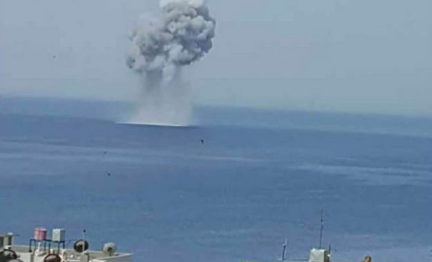 Συρία: Συνετρίβη στη θάλασσα ρωσικό μαχητικό - Νεκροί οι δύο πιλότοι