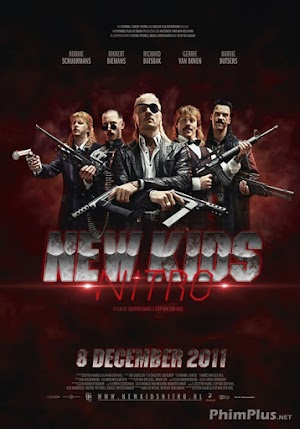Phim Hai Lúa Diệt Xác Sống - New Kids Nitro (2011)