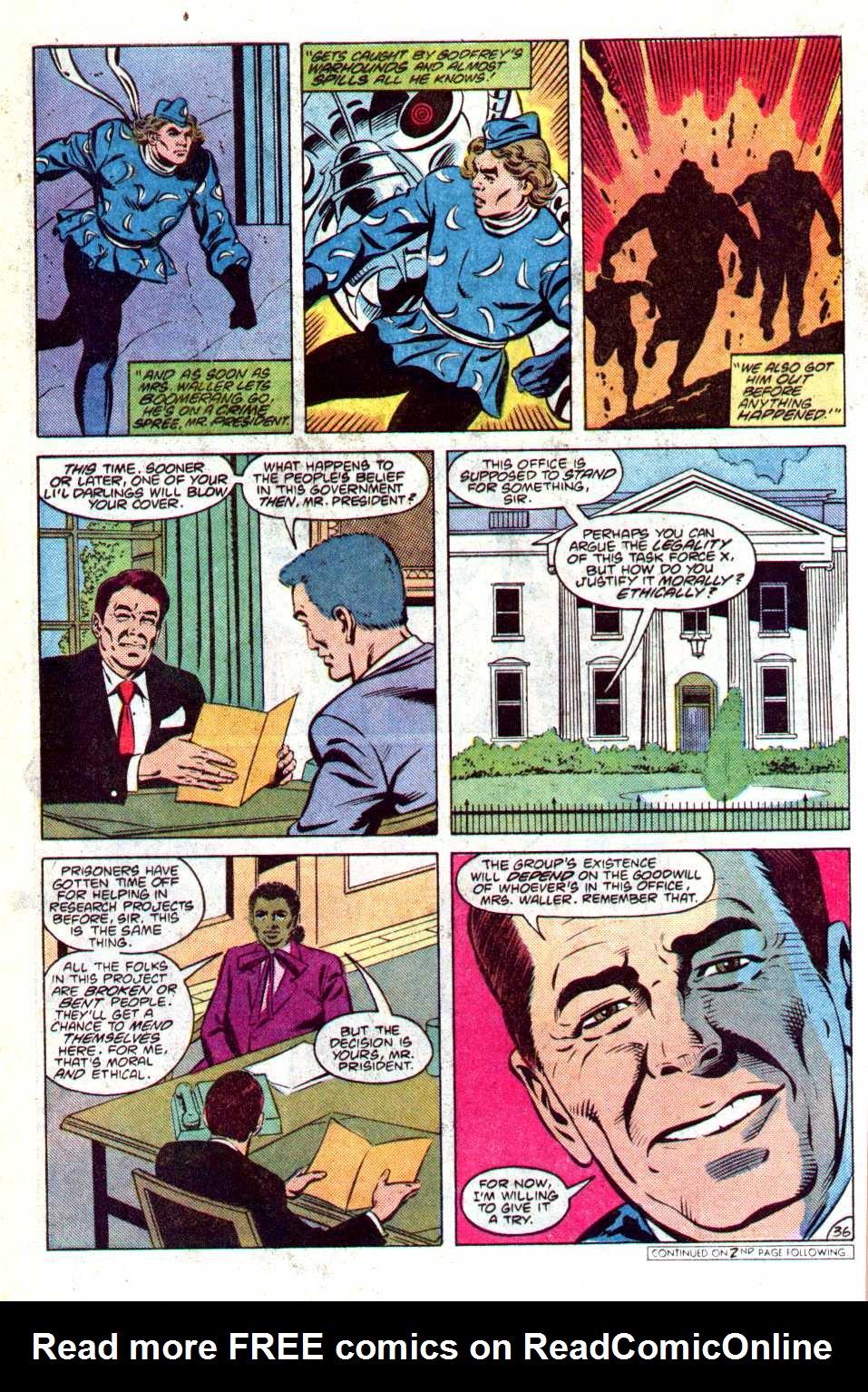 Read online Secret Origins (1986) comic -  Issue #14 - 40