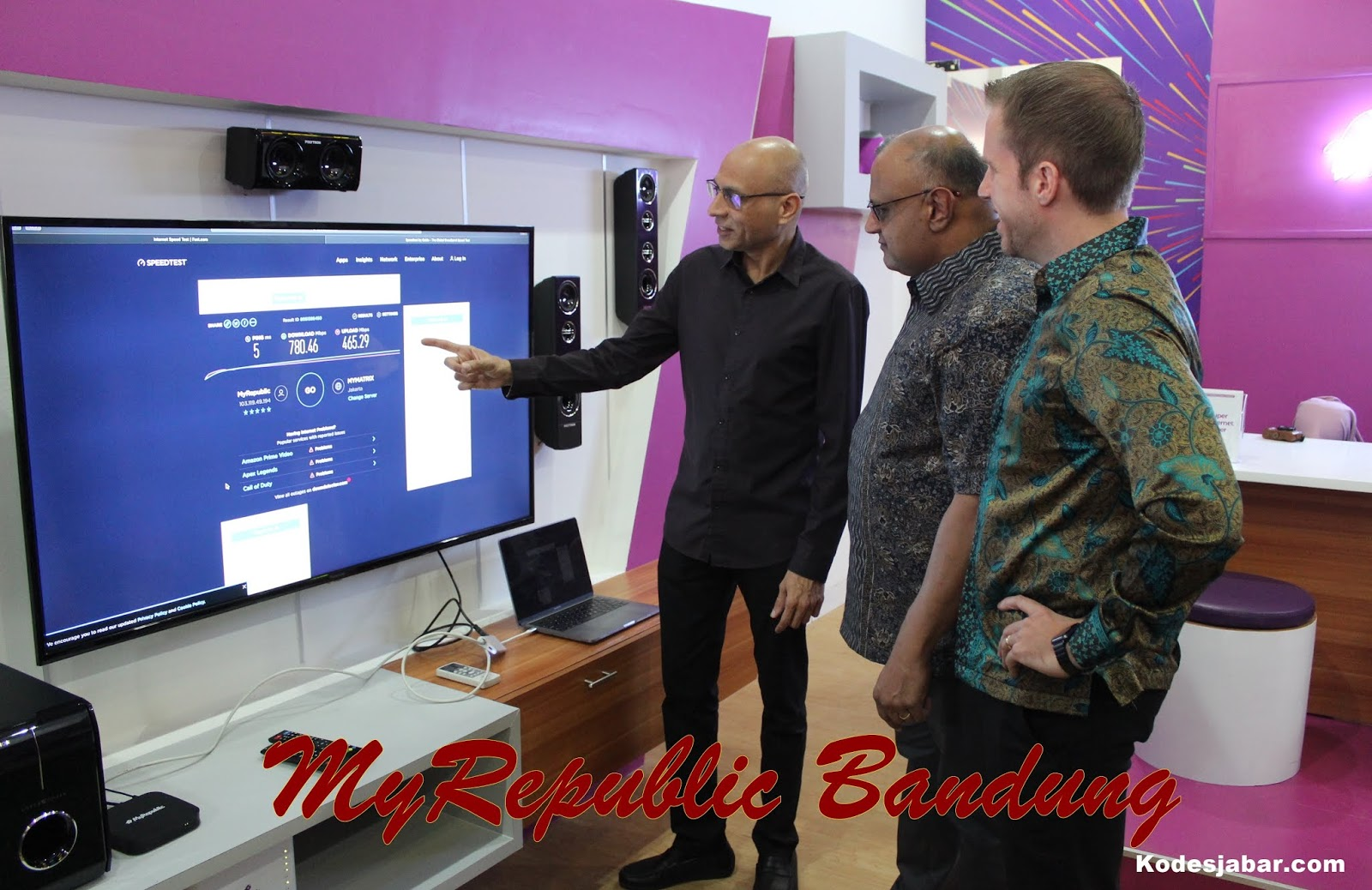 MyRepublic Hadir di Bandung Menjadi Pilihan Untuk Internetan Cepat Tanpa Putus-putus