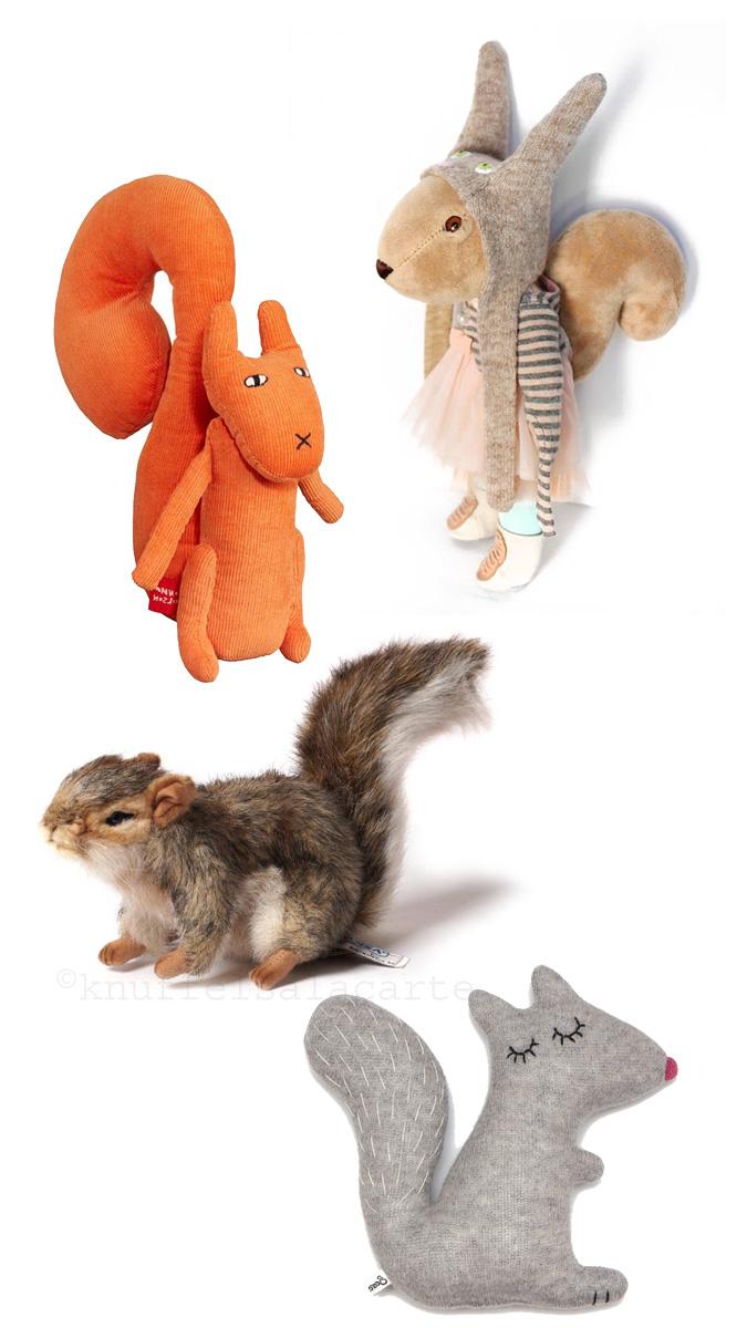 donna wilson squirrel