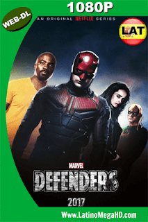 The Defenders Temporada 1 (2017) Latino HD WEB-DL 1080P - 2017