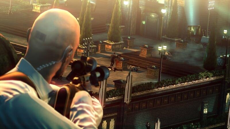 Hitman: Sniper hack