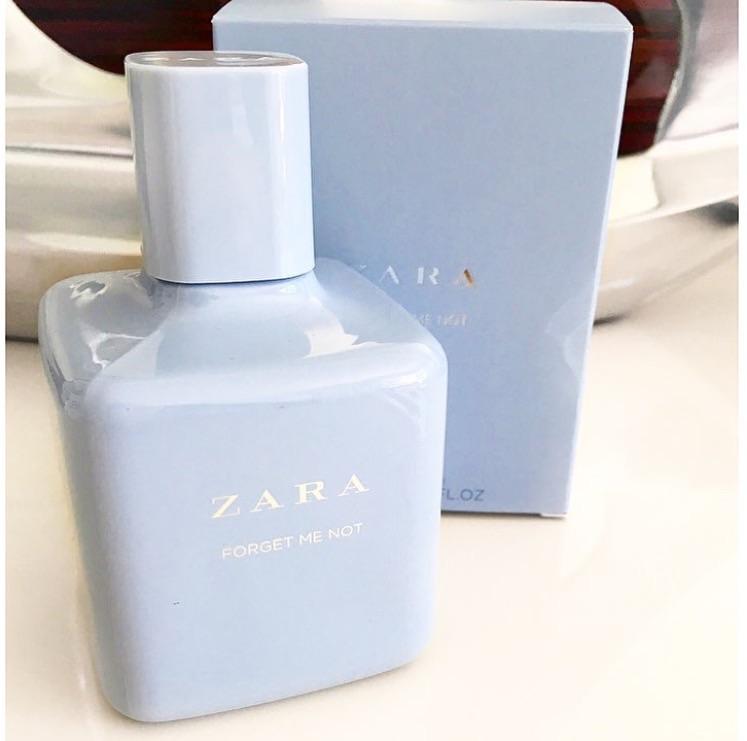 Lucinda Freya Zara Forget Me Not Fragrance
