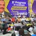 Peledeistas de Neiba piden 4 años mas a Danilo Medina