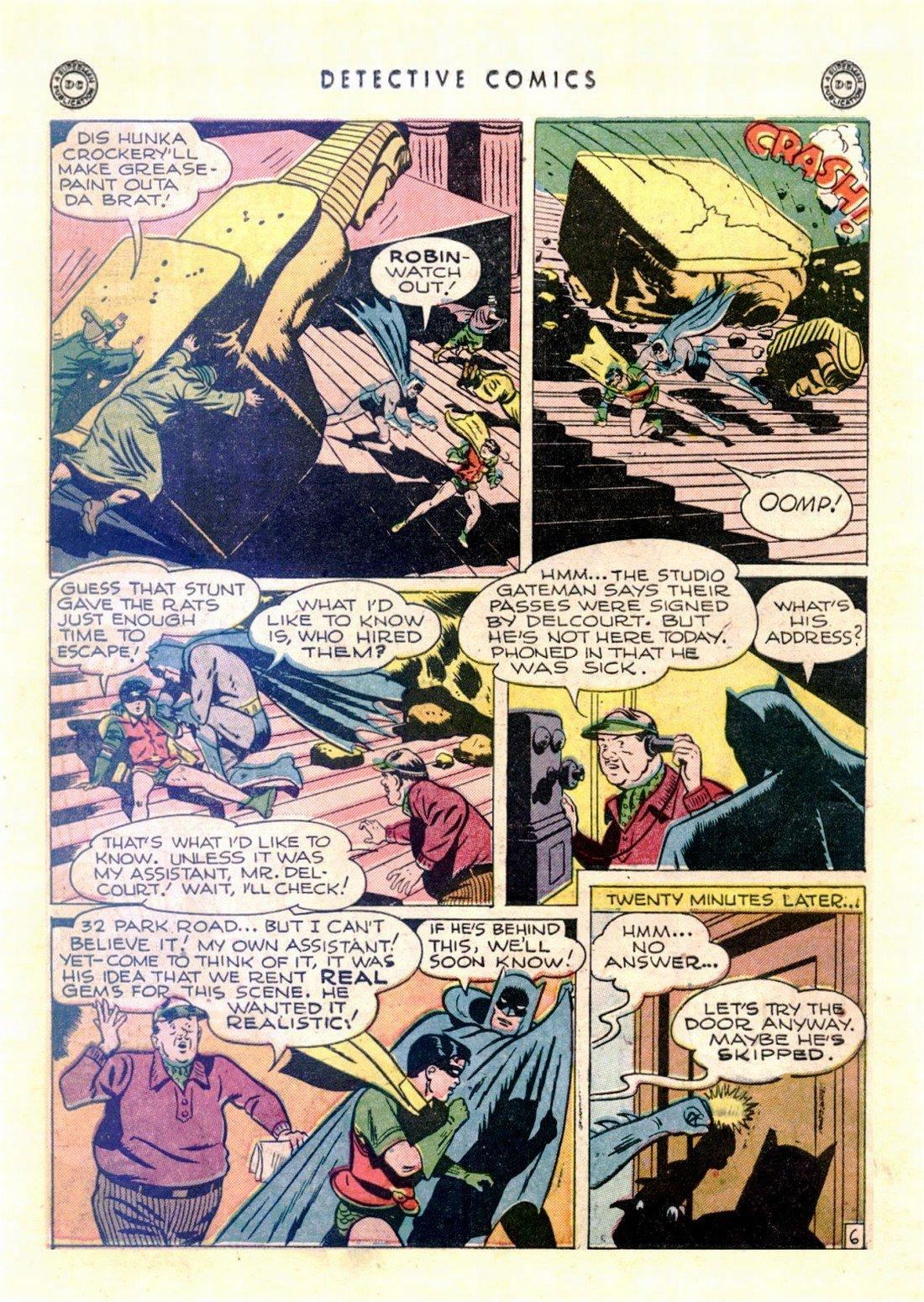 Read online Detective Comics (1937) comic -  Issue #103 - 8