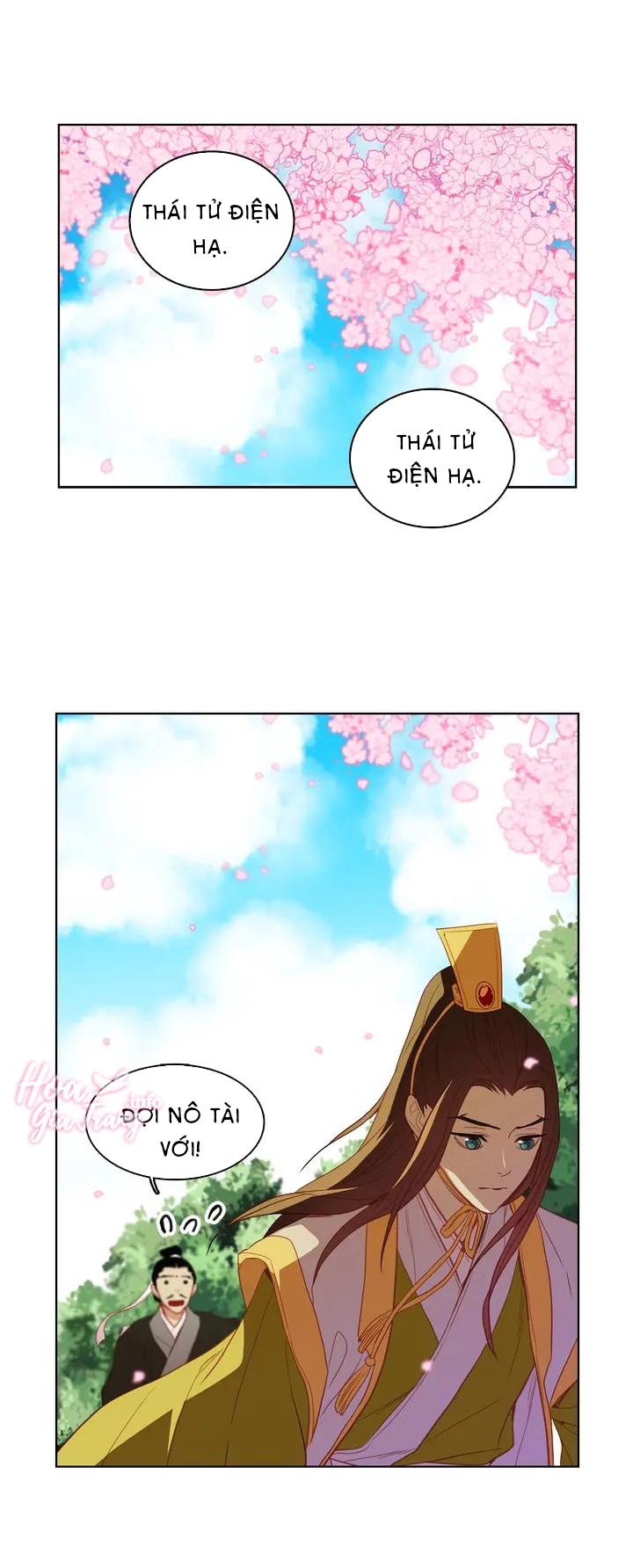 Ác Nữ Hoàng Hậu Chapter 130 - Trang 18