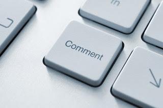 Menambahkan ajakan untuk berkomentar.