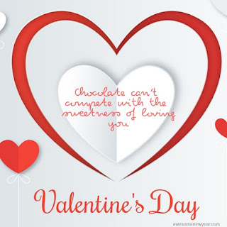 Valentine day quotes for him / her 2019