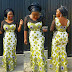 Latest Ankara Style For Ladies