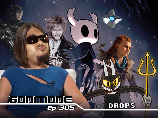 GODMODE 305 - DROPS