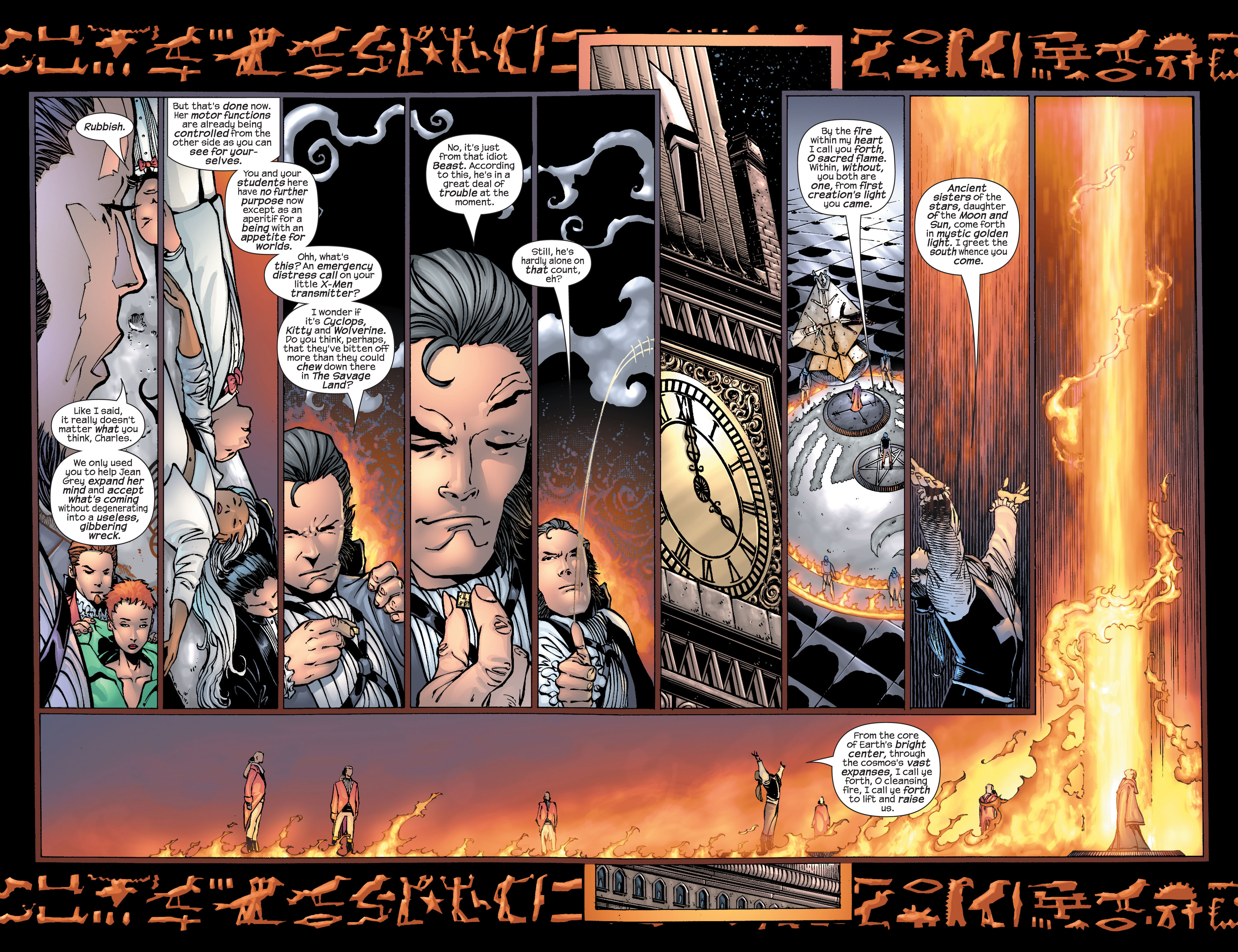 Read online Ultimate X-Men comic -  Issue #25 - 17