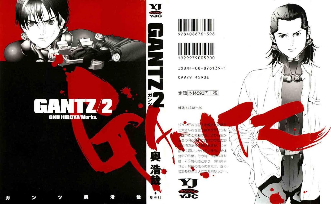 Gantz Chap 11: Tất cả đều chết trang 3