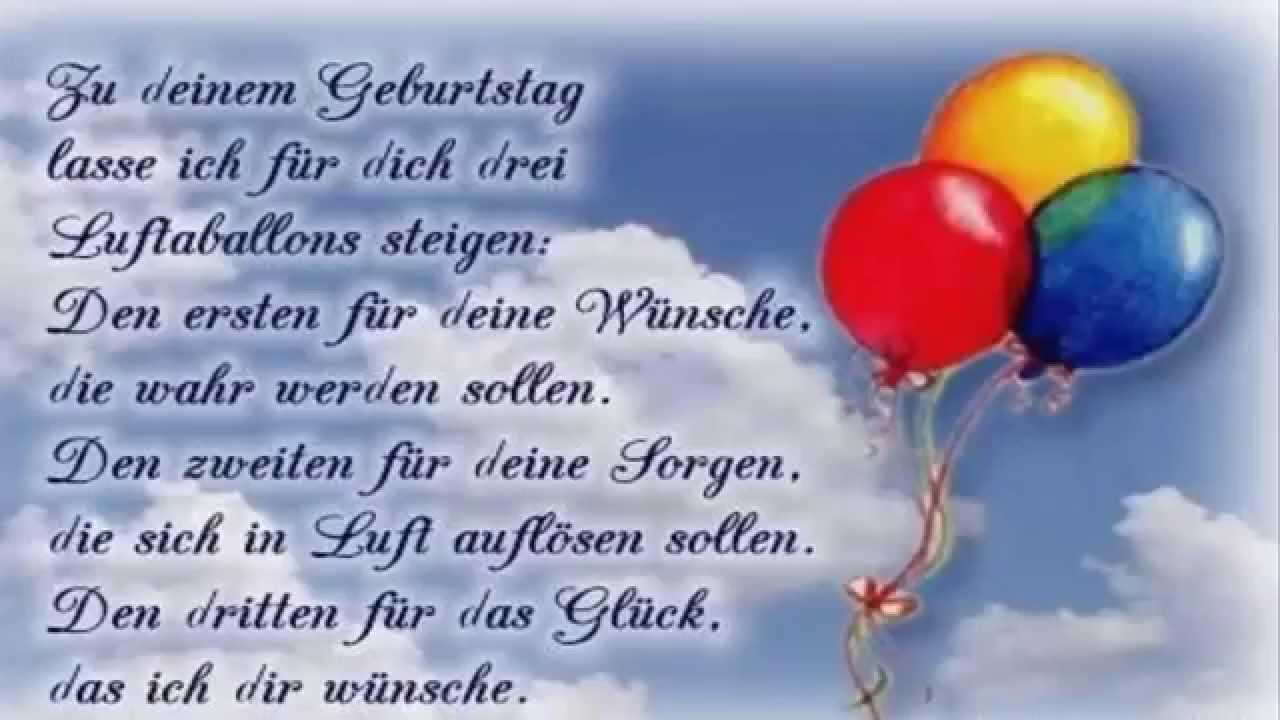 {40+} Geburtstagswünsche für einen Freund - Wünsche zum