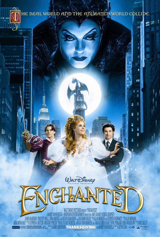 Nonton Film Enchanted (2007)