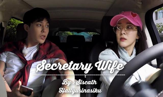 Fanfiction BIGBANG - Secretary Wife (Bagian 1)