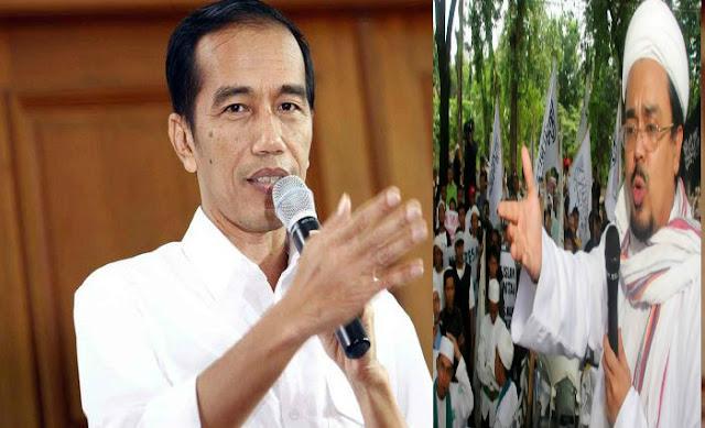 Tuh Dengerin, Menurut Survei: Mayoritas Ormas Islam Dukung Jokowi, Kecuali FPI
