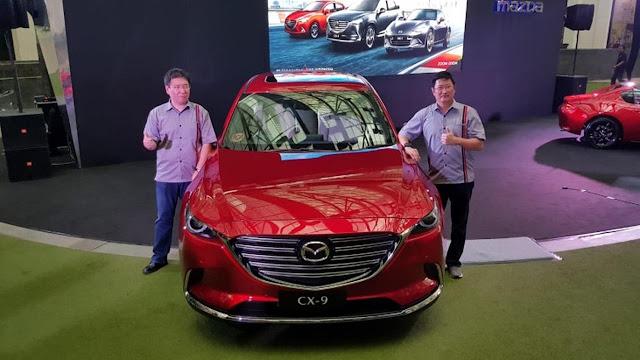 Eurokars Motor Indonesia (EMI) Sebagai Distributor Resmi Merek Mazda Di Indonesia
